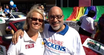 Georgia Stonewall Marches in 2013 Atlanta Pride Parade